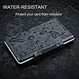 6 Slots XQD Card Holder, Water-Resistant