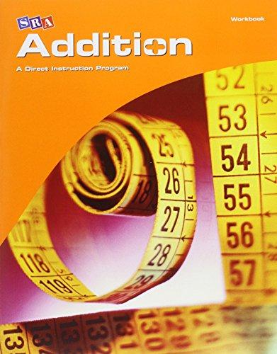 Corrective Mathematics Addition, Workbook: Addition Corr Math (CORRECTIVE MATH SERIES)