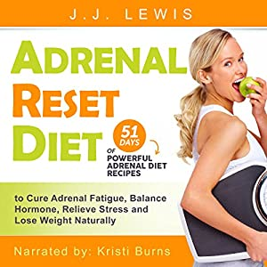 Adrenal Reset Diet Audiobook