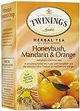 Cheap Twinings Unwind Herbal Tea, Honeybush, Mandarin & Orange, 1.41 oz