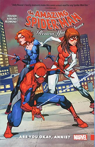 Amazing Spider-Man: Renew Your Vows Vol. 4: Are You Okay, Annie? (Amazing Spider-Man: Renew Your Vows (2017))