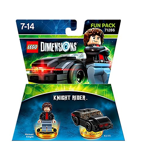 Rider Knight (Lego Dimensions Building Toy Pack (Knight Rider 71286))