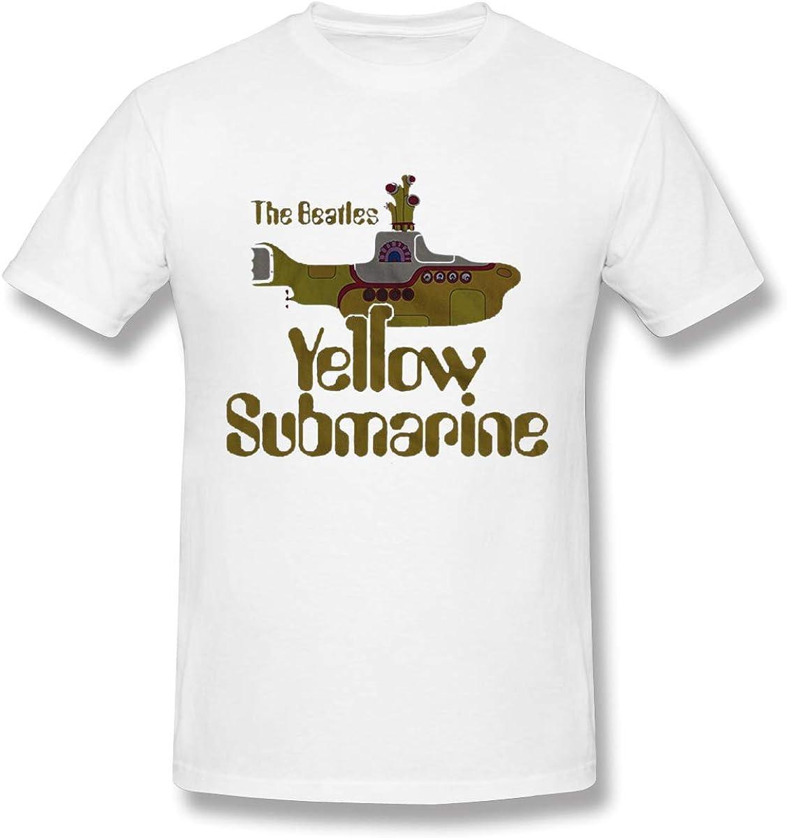Breathable Beatles Yellow Submarine Design Camisetas ...