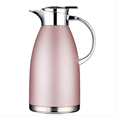 FHFF Thermos Cup - Jarra de agua caliente (1,8 L, acero ...
