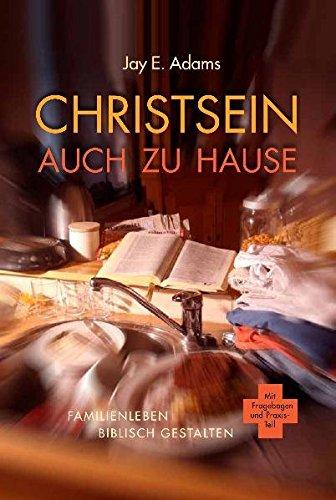 Christsein auch zu Hause von Markus Finkel (SoulBooks.de)