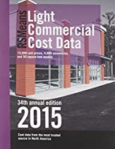 RSMeans Light Commercial Cost Data 2015