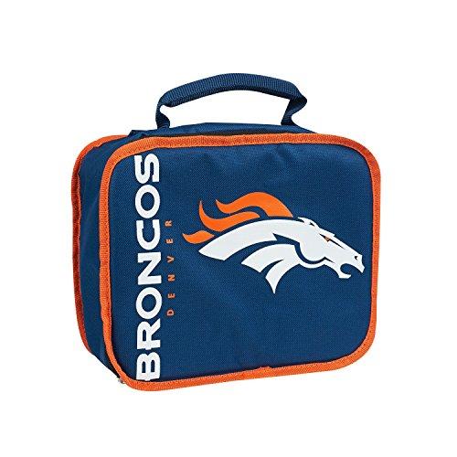 Broncos Lunch (Officially Licensed NFL Denver Broncos Sacked Lunch Cooler)