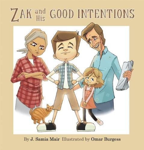 Download Zak and His Good Intentions pdf