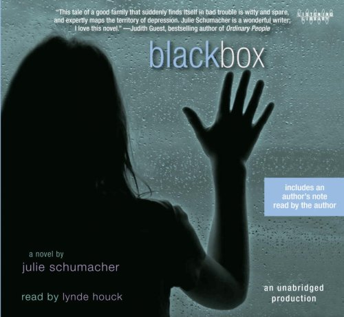 Black Box: a Novel, narrated by Lynde Houck, 4 CDs [Complete & Unabridged Audio Work] by Brand: Books on Tape