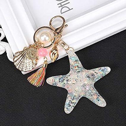 Llavero con diseño de Estrella de mar en Europa y los ...