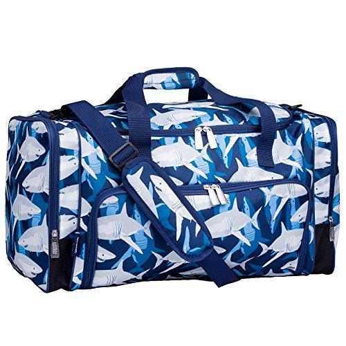 Wildkin Sharks Weekender Duffel Bag product image