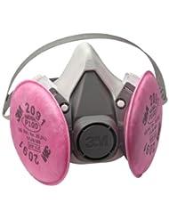 3M Half Facepiece Reusable Respirator Assembly 6191/07001(AAD...