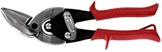 product image for Left Cut Offset Tin Cutting Shears with Forged Blade .Midwest Aviation Snip