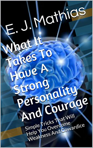 how to have a strong personality