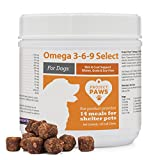 Project Paws Omega 3-6-9 Select Soft Chews 120 Count