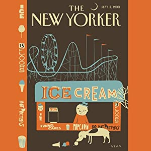 The New Yorker, September 2th 2013 (Kelefa Sanneh, Lauren Collins, Steve Coll) Periodical