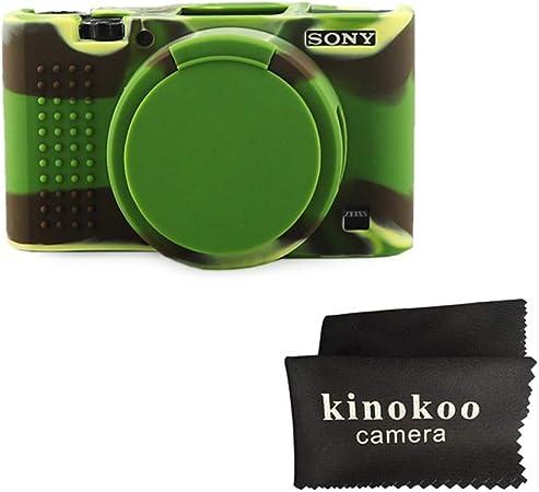 Kinokoo Silikon Schutzhülle Für Sony Dsc Rx100m2 M3 M4 Kamera