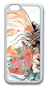 Botan 2 TPU Case Cover for iphone 6 plus and iphone 6 plus 5.5 inch White