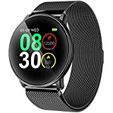 Smart Watch for Android and iOS Phone 2019 Version IP67 Waterproof,UMIDIGI Fitness Tracker Watch with Pedometer Heart Rate Monitor Sleep Tracker,Smartwatch Compatible with iPhone Samsung