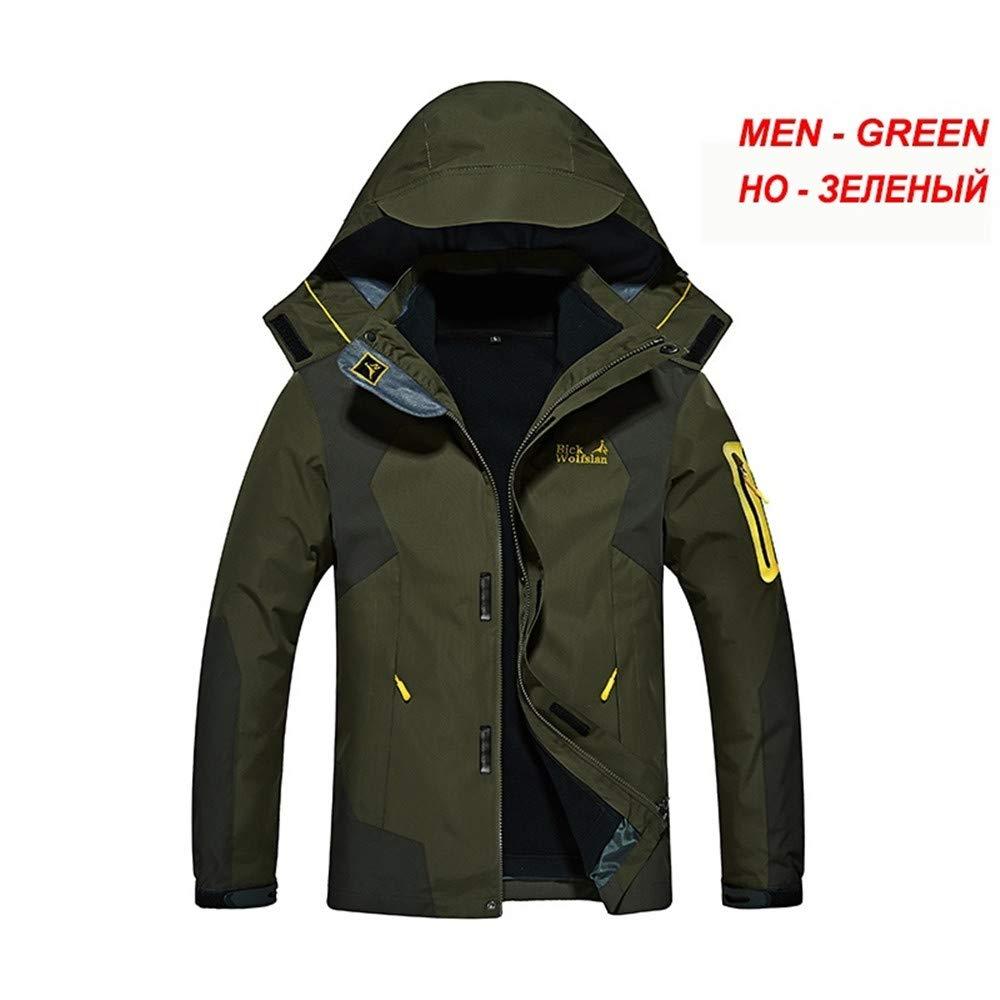 Amazon.com: mh.kh6j5lk Men Jacket Hiking Clothing Heated ...
