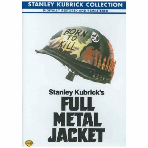 FULL METAL JACKET (DVD/REPKG)
