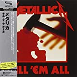 Kill 'Em All by Metallica (2010-09-28)