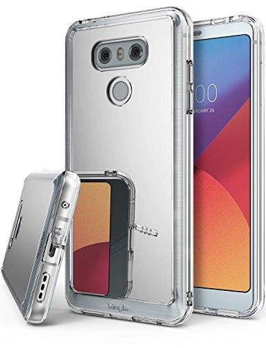Funda LG G6 / G6 Plus , Ringke [Fusion Mirror] Protector de Espejo Lujoso y Radiante [Tecnología de Absorción de Impactos] Carcasa Protectora Fina y Elegante