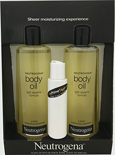 Neutrogena-Body-Oil-Light-Sesame-Formula-2-Pack-of-16-fl-oz-bottles-Total-of-32-fl-Oz