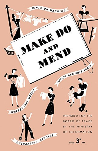 Make Do and Mend (Historic Booklet)
