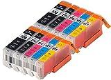 Blake Printing Supply 10 Pack Ink Cartridges for 271, CLI-271, CLI-271XL Ink Pack for MG5720, TS9020, TS8020, TS6020, TS5020 Printers