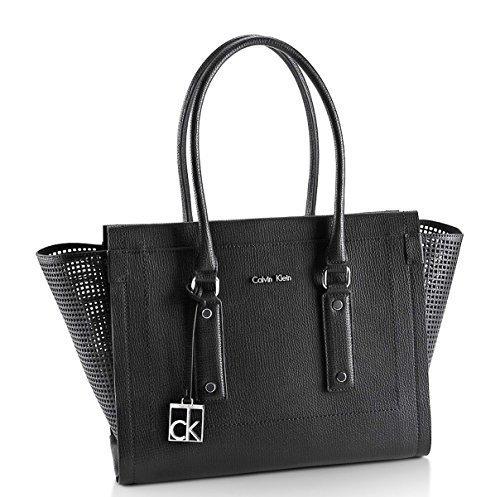Calvin Klein Womens Daron Metro Tote Bag