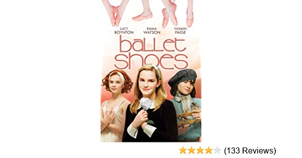 Amazon Com Ballet Shoes Emma Watson Eileen Atkins Peter