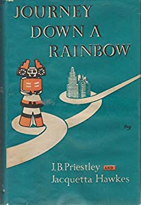 Hardcover Journey Down a Rainbow Book