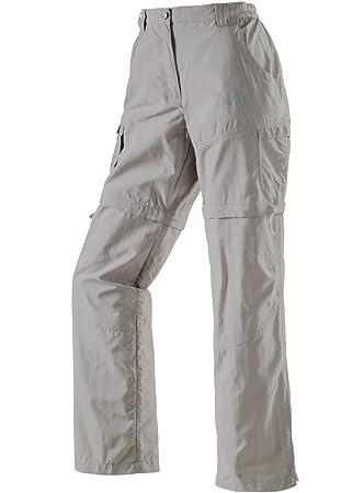 wie man kauft elegante Form vollständig in den Spezifikationen McKINLEY Damen Wanderhose/Zipp-Off-Hose Shirel Short - Kurzgröße