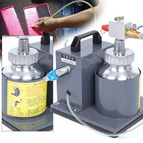 Automatic Glue Filling Machine,1L Automatic Pneumatic Shoe Gluing Machine Glue Coating Machine+Brush Handle Top Glueing for Furniture Bags Shoes Etc.Gun Brush Hose Pneumati Repairing Leather Tool from LOYALHEARTDY19