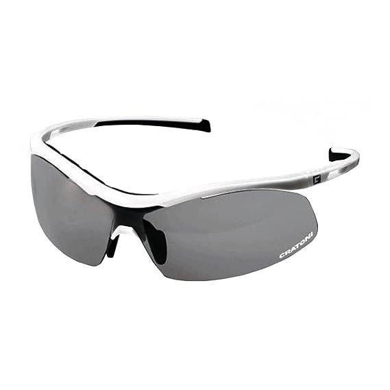 Cratoni Sonnenbrille Fahrradbrille C-SHADE mit Photochromic Gläser (grün) WXJlpYVr