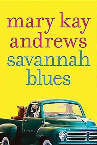 book cover of Savannah Blues