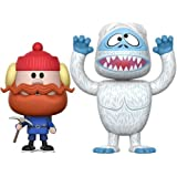 Funko Vynl: Rudolph Bumbles and Yukon Cornelius Collectible Vinyl Figure