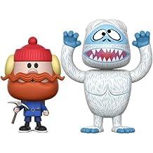 Funko vynl: Figuras coleccionables de vinilo de Rudolph Bumbles y Yukon Cornelius