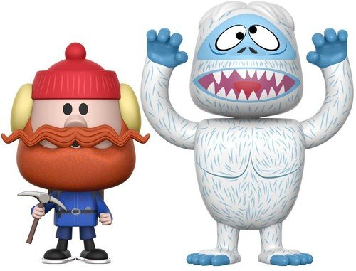 Funko Vynl: Rudolph Bumbles and Yukon Cornelius Collectible Vinyl Figure (Pop Bumble)