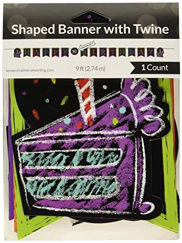 Creative Converting 291971 Banner, Multicolor]()