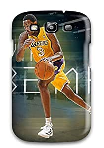Fashion Protective Los Angeles Lakers Nba Basketball (167) Case Cover For Galaxy S3