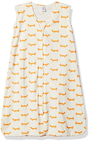 touched-by-nature-baby-organic-cotton-sleeping-bag-fox-0-6-months