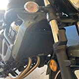 Vulcan S Motorcycle Radiator Grille Guard