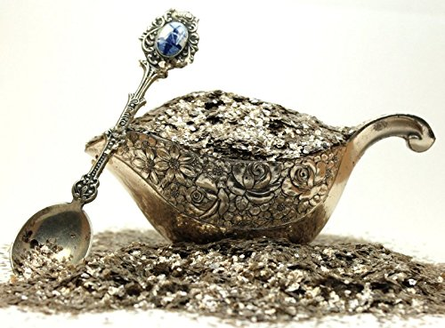 (Bronze Antique - Natural Mica - 311-4320 (1/4 oz Bag))