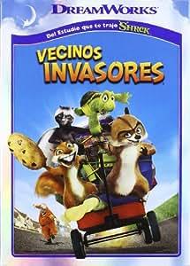 Vecinos invasores [DVD]