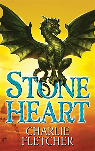 book cover of Stoneheart