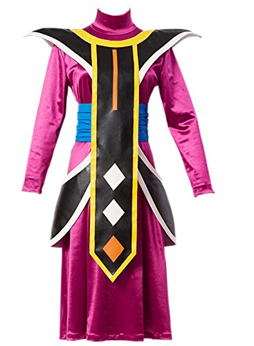 UU-Style Halloween Cosplay Costume Servant Suit Uniform Outfit Party Dress for Men Women -