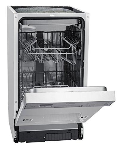Bomann GSPE 879 Einbau-Geschirrspüler Teilintegriert / A++ / 211 kWh / 10 MGD / 10 Maßgedecke [Energieklasse A++]