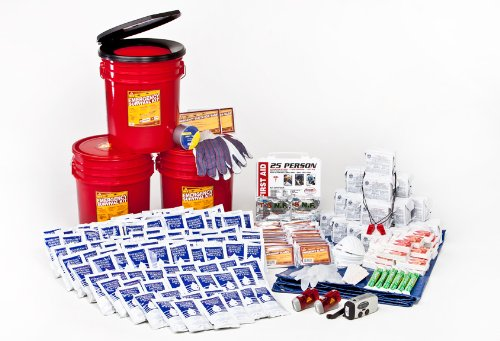 20 Person Office Survival Kit by More Prepared
